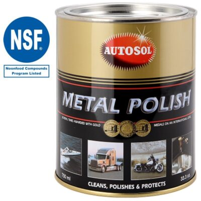 Pulidor de Metales 750 ml
