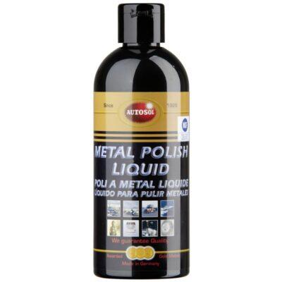 Pulidor de Metales Líquido 250 ml