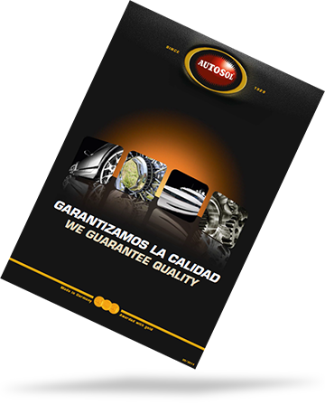 Folleto Autosol car care