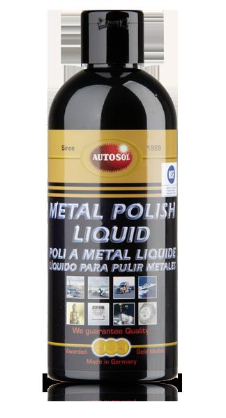 Autosol metal polish líquido
