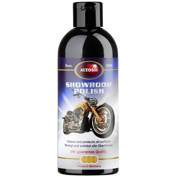 Abrillantador de Motocicletas 250 ml